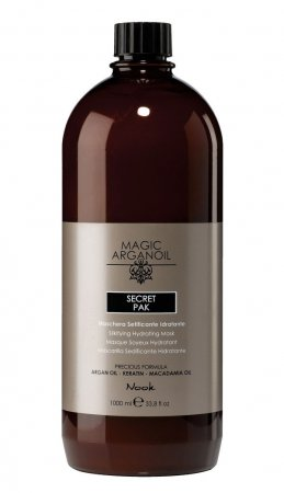 Nook Magic Arganoil, maska nawilżająca, 1000ml