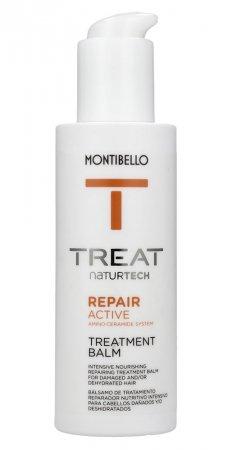 Montibello Treat Naturtech, balsam do włosów zniszczonych Repair Active, 150 ml