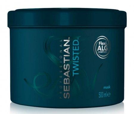 Sebastian Twisted, maska do włosów kręconych, 500ml