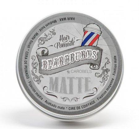Beardburys Matte, pomada do włosów, 100ml