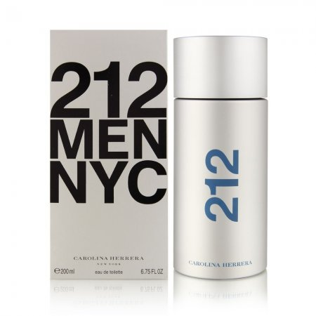 Carolina Herrera 212 Men NYC, woda toaletowa, 200ml (M)