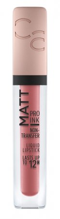 Catrice Matt Pro Ink Non-Transfer, pomadka w płynie, 050 My Life - My Decision