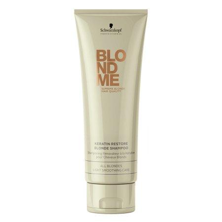 Schwarzkopf BlondMe, szampon keratynowy do włosów blond, 250ml