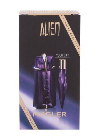 Thierry Mugler Alien, zestaw: Edp 90 ml + Edp 10 ml (W)
