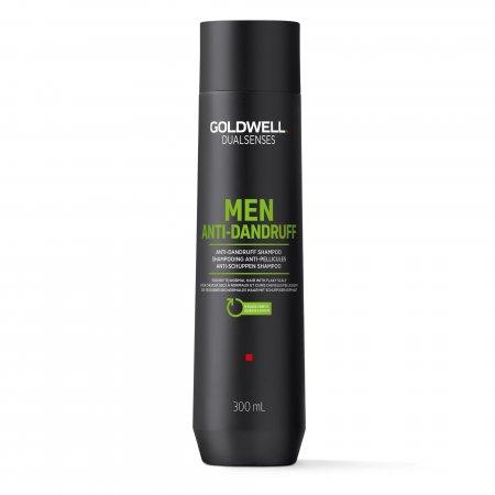 Goldwell Dualsenses For Men, szampon przeciwłupieżowy, 300ml