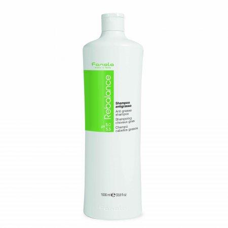 Fanola Re-balance, szampon przywracający balans skórze głowy, 1000ml