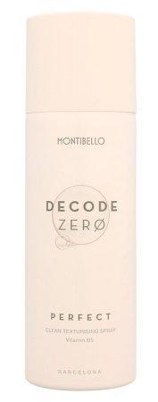 Montibello Decode Zero, naturalny spray dodający objętości Perfect, 300ml