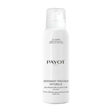 Payot Corps, naturalny dezodorant w sprayu z ałunem, 125ml