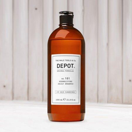 Depot No. 101, szampon do codziennej pielęgnacji, 1000ml