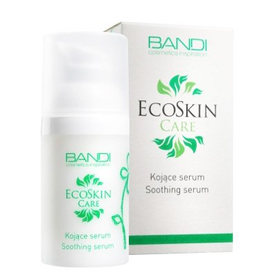 Bandi EcoSkin Care, kojące serum, 30ml