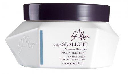 L`Alga Sealight, lekka maska regenerująca do włosów cienkich, 100ml