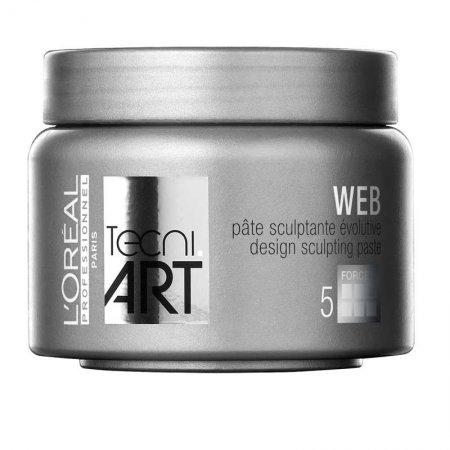 Loreal Tecni Art, Web, włóknista pasta rzeźbiąca, 150ml