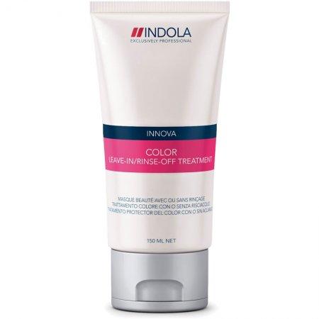 Indola Color, maska bez spłukiwania do włosów farbowanych, 150ml