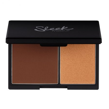 Sleek Makeup, zestaw do modelowania twarzy, dark