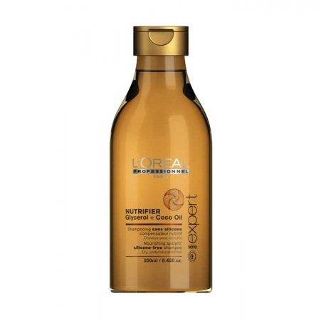 Loreal Nutrifier, odżywczy szampon do włosów, 250ml