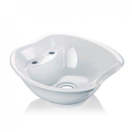 Fox, biała misa do myjni