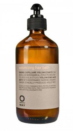 OWay Xvolume, kąpiel dodająca objętości włosom, 240ml