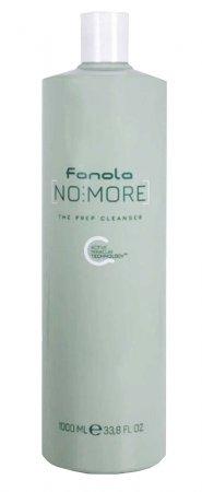 Fanola No more, wegański szampon do włosów zniszczonych, 1000ml