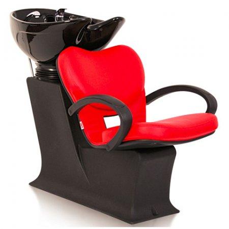 Myjnia fryzjerska Ayala Lady C z fotelem Clio - dostępna w 48h