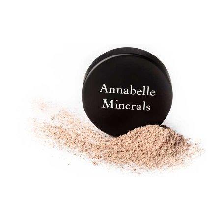 Annabelle Minerals, podkład mineralny matujący, próbka 1g