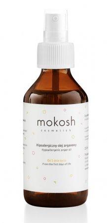 Mokosh, olej arganowy dla dzieci i niemowląt, 100ml