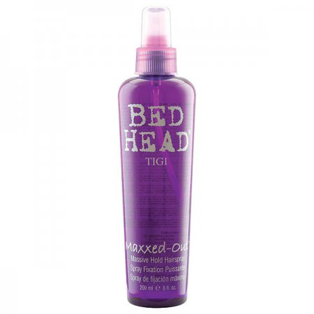 Tigi Bed Head Maxxed-Out, spray mocno utrwalający, 200 ml