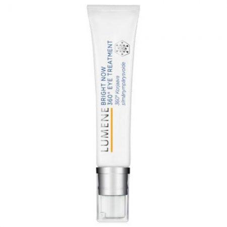 Lumene Vitamin C+, rozświetlająca kuracja konturu oka, 15ml