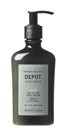 Depot No. 815, ochronny balsam do ciała, 200ml