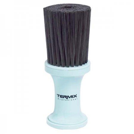 Termix, karkówka, miętowa z czarnym włosiem