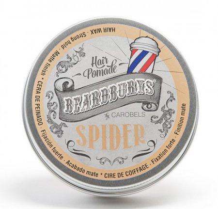 Beardburys Spider, pomada do włosów, 100ml