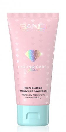 Bandi Young Care Glow, krem-pudding intensywnie nawilżający, 50ml