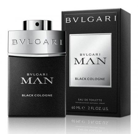 Bvlgari Man Black Cologne, woda toaletowa, 60ml (M)