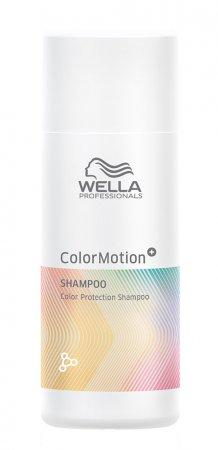 Wella Color Motion, szampon chroniący kolor, 50ml