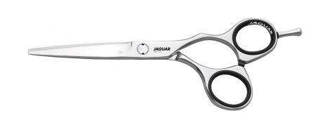 Jaguar CJ3, Silver Line, nożyczki fryzjerskie 5.5', ref. 9655