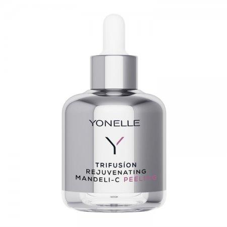 Yonelle Trifusion, peeling migdałowy z witaminą C odmładzający wygląd skóry, 50ml