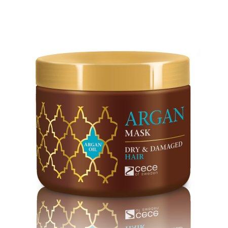CeCe Argan, maska z olejkiem arganowym, 300ml