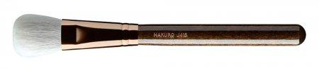 Hakuro J415, pędzel do bronzera, ciemnobrązowy