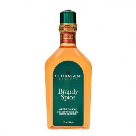 Clubman, lotion po goleniu Brandy Spice, 177ml