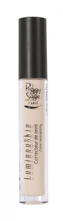 Peggy Sage Luminoskin, płynny korektor, ivory, 3ml, ref. 801160