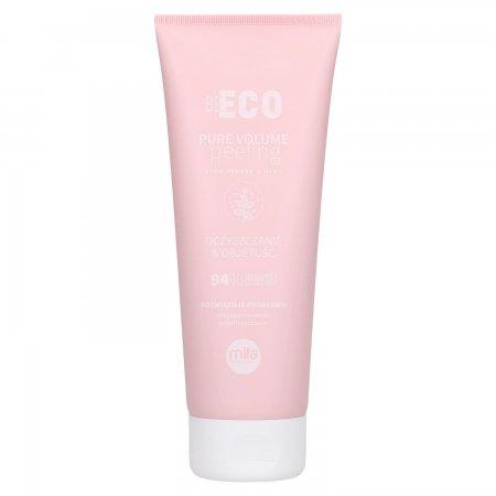 Mila Professional Be Eco Volume, peeling do skóry głowy, 200ml