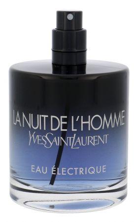 Yves Saint Laurent La Nuit De L´Homme Eau Électrique, woda toaletowa, 100ml, Tester (M)