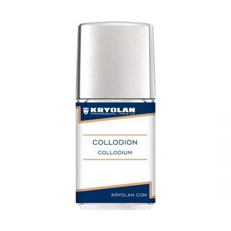 Kryolan Collodium, preparat do imitacji sztucznych blizn, 11ml