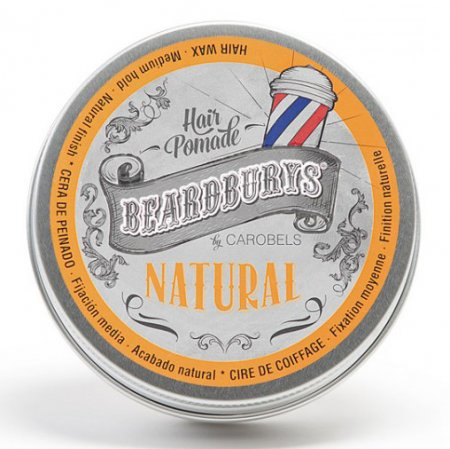 Beardburys Natural, pomada do włosów, 100ml