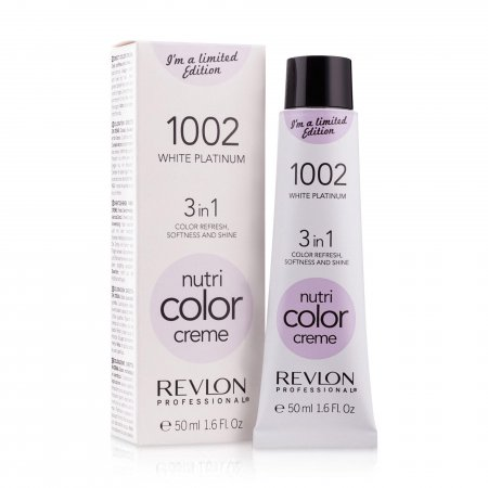 Revlon Nutri Color, maska koloryzująca bez amoniaku, tuba 50ml