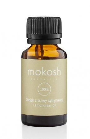 Mokosh, olejek z trawy cytrynowej, 10ml