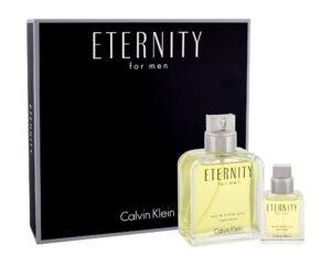 Calvin Klein Eternity, zestaw: EDT 200 ml + EDT 30 ml (M)