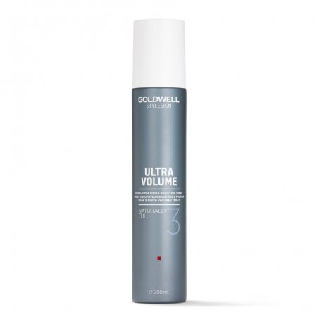 Goldwell Naturally Full, spray budujący objętość, 200ml
