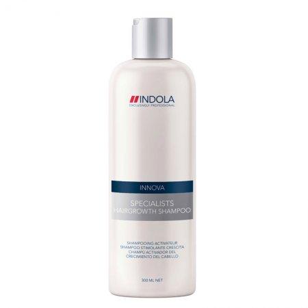 Indola Specialists, szampon aktywizujący na porost włosów, 300ml