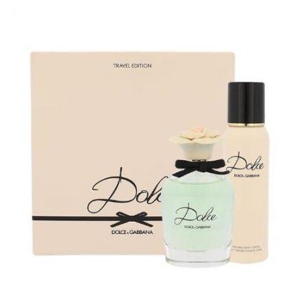 Dolce & Gabbana Dolce, zestaw perfum EDP 75ml + 100ml balsam do ciała (W)