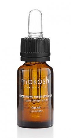 Mokosh, liposomowe serum pod oczy, ogórek, 12ml